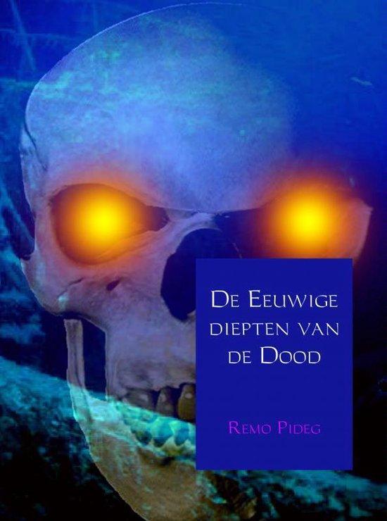Cover van het boek 'De eeuwige diepten van de dood'
