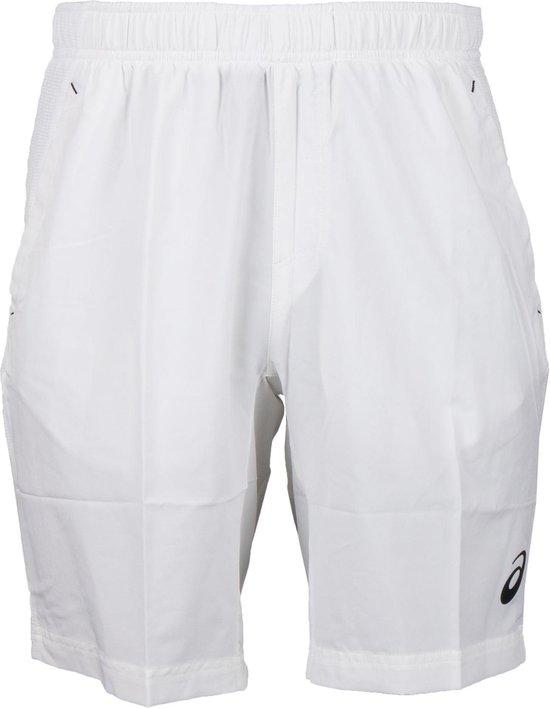 Asics Woven  Sportbroek - Maat XL  - Mannen - wit