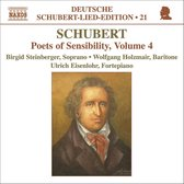 Schubert: Poets Of Sensib.Vo.4