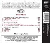 Enescu: Piano Music