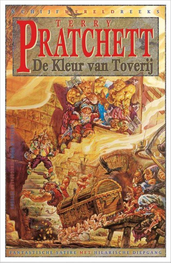 De kleur van toverij - Terry Pratchett   Fthsonline.com