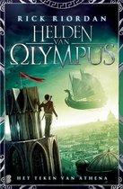 Helden van Olympus 3 - Het teken van Athena
