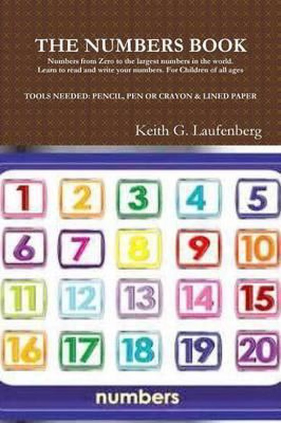 The Numbers Book