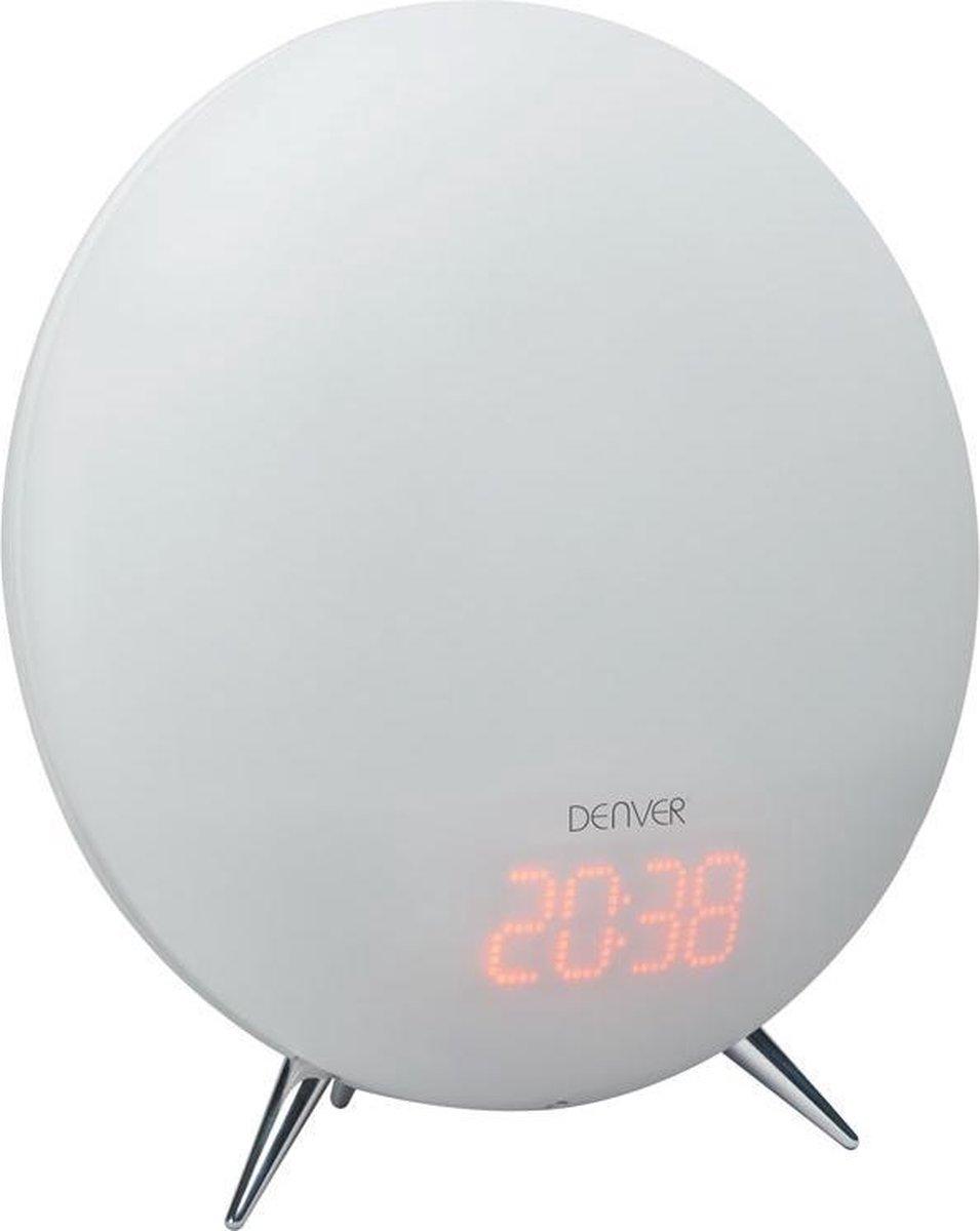 Denver CRL-310 Klokradio met wake-up light, moodlight en natuurgeluiden