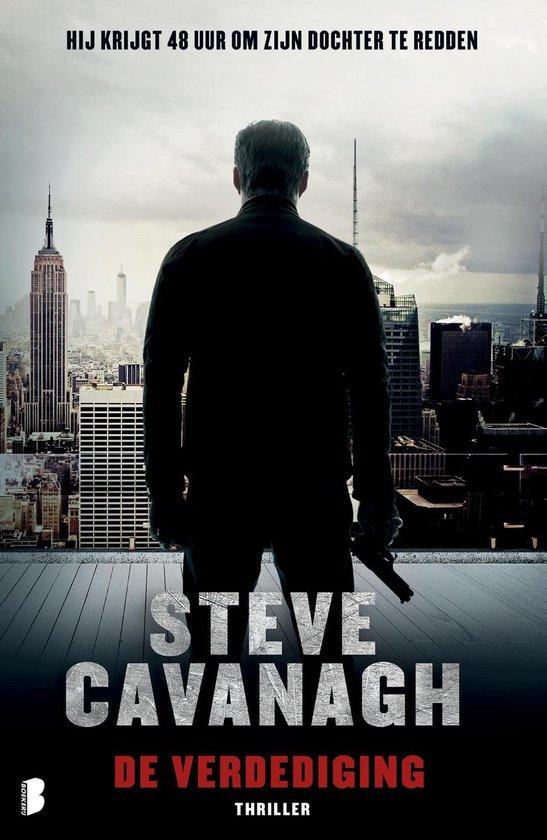 Eddie Flynn 1 - De verdediging - Steve Cavanagh  