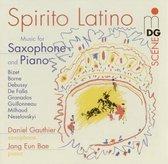 Spirito Latino: Music For Saxophone