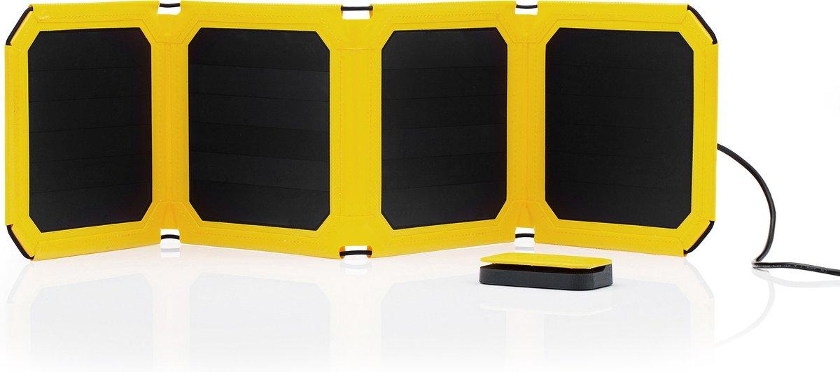 WakaWaka 10W zonnepanelen en solar link