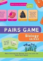 Biology Pairs Game
