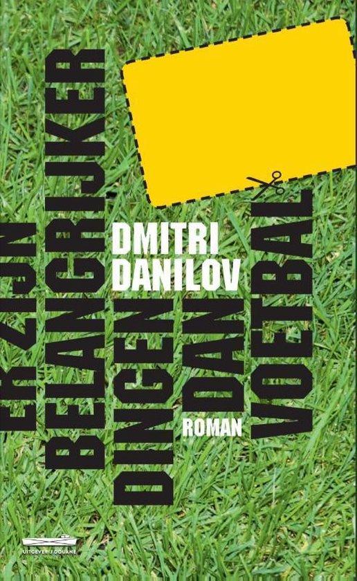 Er zijn belangrijker dingen dan voetbal - Dmitri Danilov | Fthsonline.com