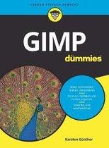 Boek cover GIMP fur Dummies van Karsten W. Gunther