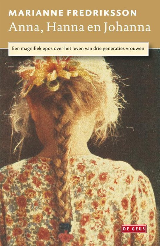 Anna Hanna en Johanna - Marianne Fredriksson pdf epub