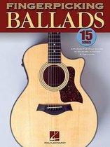 Boek cover Fingerpicking Ballads van Hal Leonard Corp.