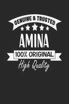 Genuine & Trusted Amina 100% Original High Quality