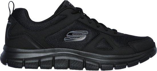 Skechers Heren Sneakers - Zwart - Maat 43