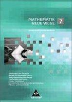 Mathematik Neue Wege SI 7. Arbeitsheft. Niedersachsen