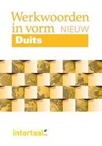 Werkwoorden in vorm nieuw - Duits