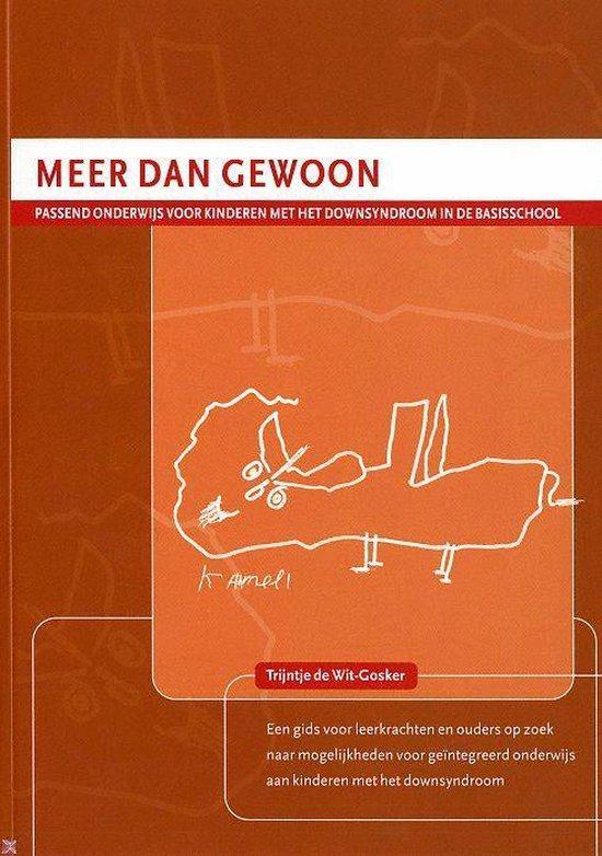 Meer Dan Gewoon - Trijntje de Wit-Gosker | Readingchampions.org.uk