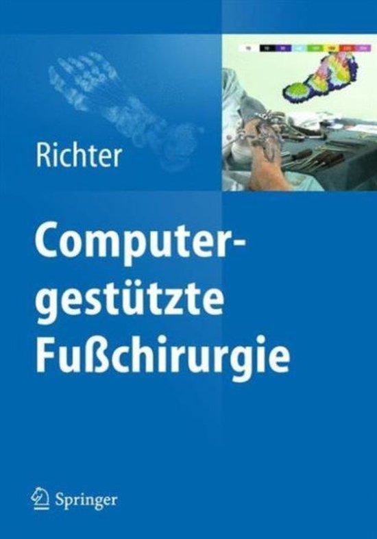 Computergest tzte Fu chirurgie