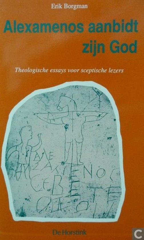 Alexamenos aanbidt zijn God - Erik Borgman | Fthsonline.com