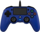 Nacon Compact Official Licensed Bedrade Controller - PS4 - Blauw