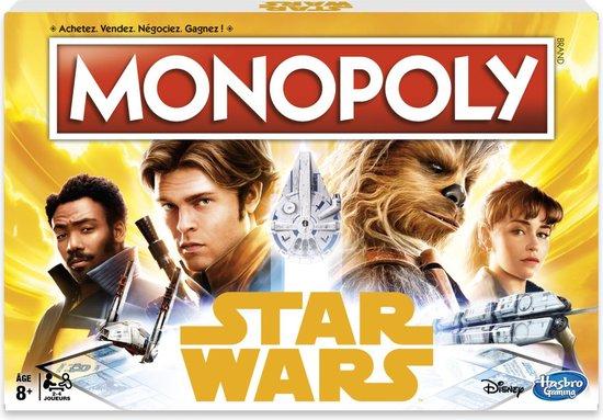 Afbeelding van het spel Monopoly Star Wars Han Solo