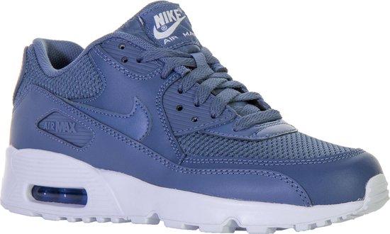Nike Air Max 90 Mesh (GS) Sneakers - Maat 40 - Unisex - blauw - Nike
