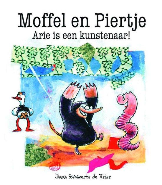 Arie is een kunstenaar ! - Daan Remmerts de Vries | Readingchampions.org.uk