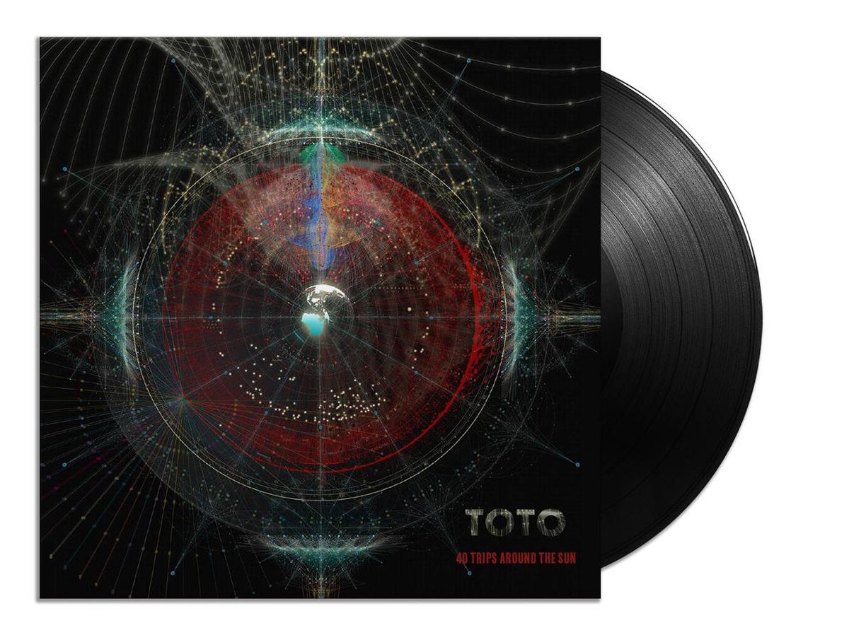 40 Trips Around The Sun - Greatest Hits (LP) - Toto