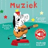 Boek cover Muziek van Marion Billet
