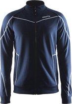 Craft In-The-Zone Sweatshirt Men Marineblauw maat L