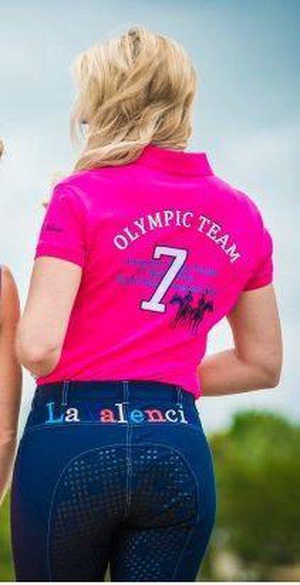 La Valencio Olympic Polo Fegan.