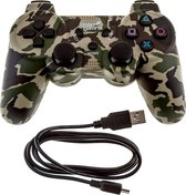 Under Control Bluetooth PS3 Controller - Camouflage