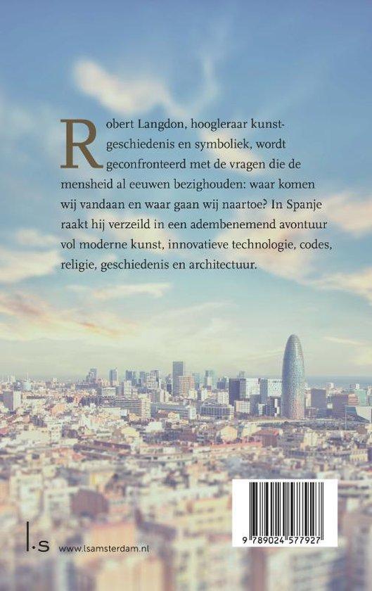 Robert Langdon 5 - Oorsprong - Dan Brown