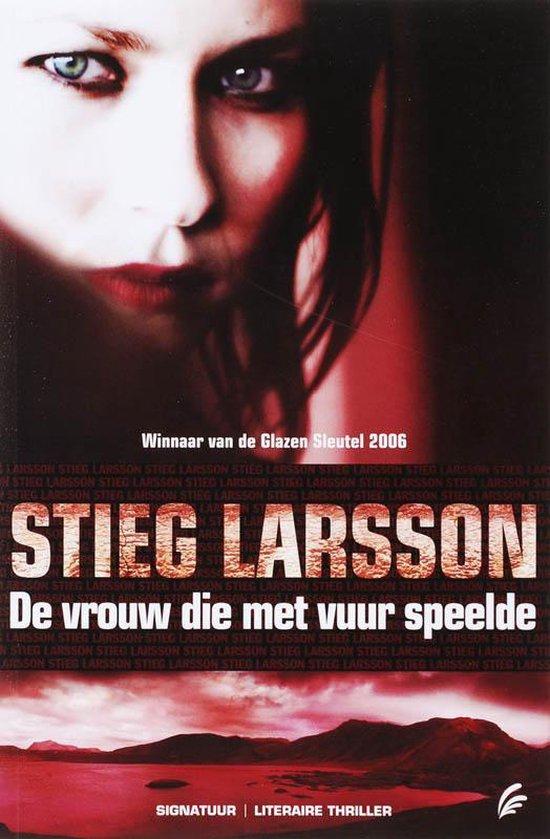 Millennium 2 - Mannen die vrouwen haten - Stieg Larsson |