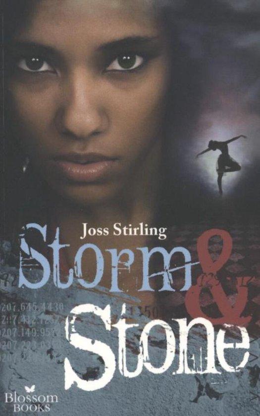 Storm & stone - Joss Stirling |