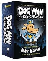 Dog Man 1-3