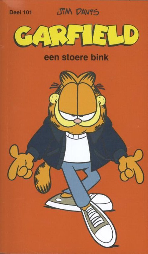 Garfield 101 - Een stoere bink - Jim Davis |