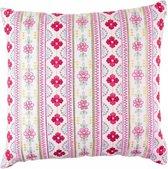 Gillian Cushion R7 White 040*040