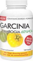 Garcinia Cambogia 60% HCA - 180 capsules