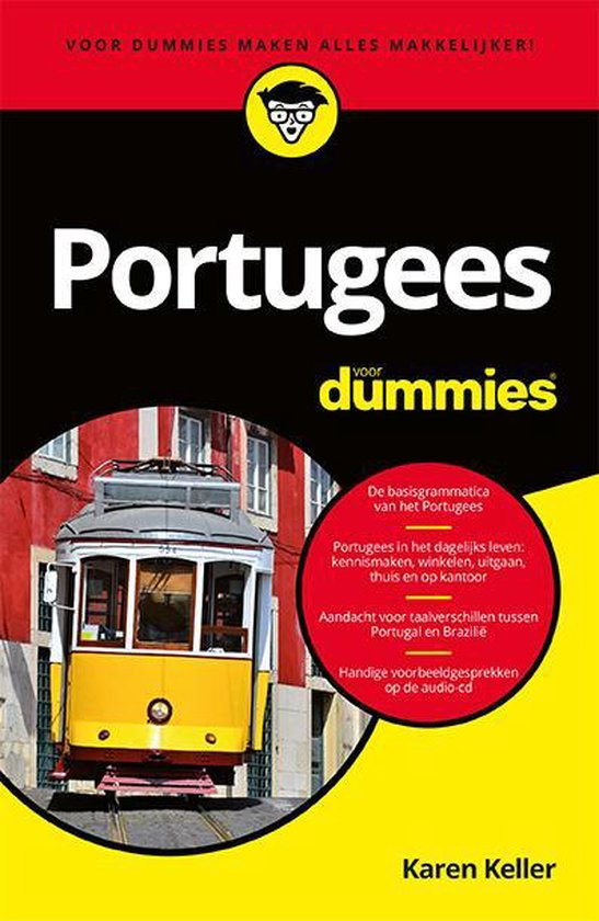 Portugees voor Dummies - Karen Keller |