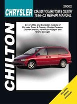 Dodge Caravan/Voyager/Town & Country (96 - 02)