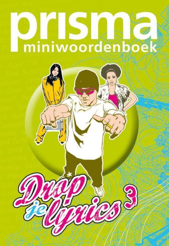 Cover van het boek 'Drop je lyrics woordenboek / 3'