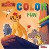 Afbeelding van het spelletje Deltas Disney Color Fun The Lion Guard