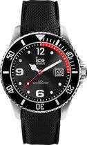 Ice-Watch Ice Steel IW016030 Horloge - Siliconen - Zwart - 40 mm