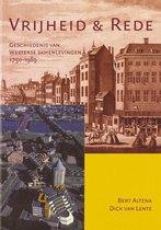 Boek cover Vrijheid en rede van Bert Altena