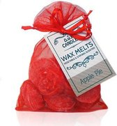 O.W.N. Candles 12 Scented Wax Melts Apple Pie