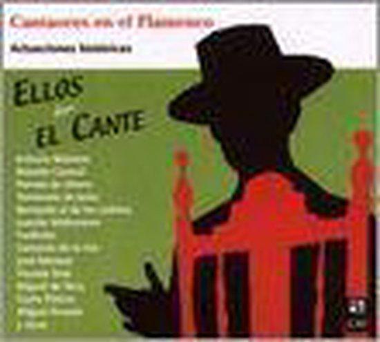 Cantaores en el Flamenco