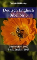 Deutsch Englisch Bibel Nr.6