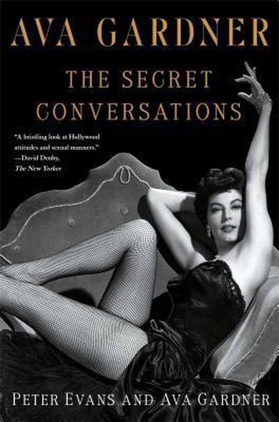Boek cover Ava Gardner van Peter Evans (Paperback)