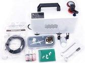 Fengda FD18BK Airbrush Compressor Set – Met Airbrush Pistool